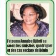 Mme Fatouma A. Djibril au secours des cas sociaux et triplets d'Adjarra, de Porto-Novo et de Cotonou. Madame, Fatouma Amadou Djibril, Ministre de la Famille, des Affaires sociales, de la […]