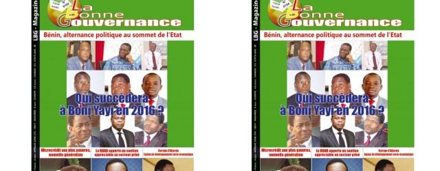 Le président Boni Yayi ne briguera pas un troisième mandat, suivant les dispositions de l'actuelle Constitution émanant de la Conférence nationale de 1990. Mais déjà au Bénin, les supputations vont […]