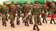 L'armée a un devoir absolu de loyauté envers les institutions de la République et envers ceux qui ont obtenu le mandat de les diriger. Les militaires en activité ne peuvent...
