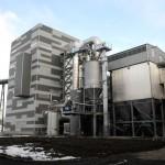 centrale à biomasse